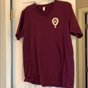 Phi Mu philanthropy shirt